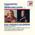 Esa-Pekka Salonen, John Williams, London Sinfonietta & Gareth Hulse - Vers, L'Arc-en-Ciel, Palma for Oboe D'amore, Guitar and Orchestra