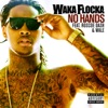 No Hands feat Roscoe Dash Wale Single