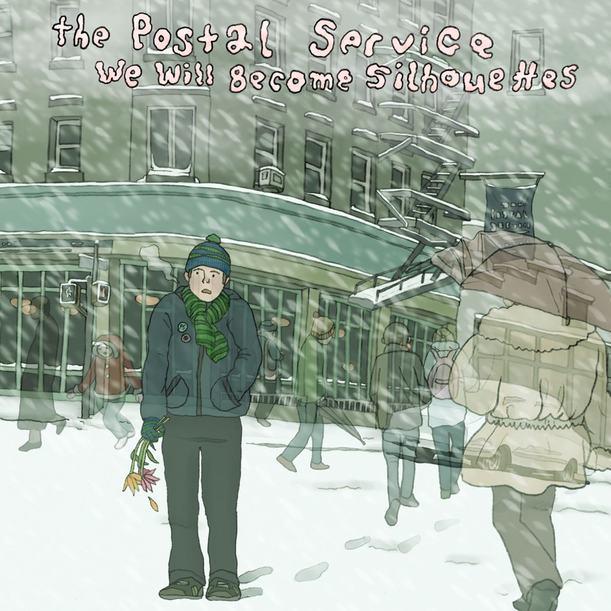 Be Still My Heart Nobody Remix - Single The Postal Service CD cover