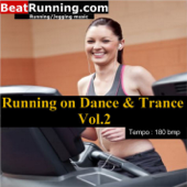 Running on Dance & Trance Vol.2-180 bpm - EP