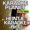 Heintje Karaoke Hits (Karaoke Planet) ジャケット写真