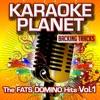 The Fats Domino Hits, Vol. 1 (Karaoke Planet) ジャケット写真