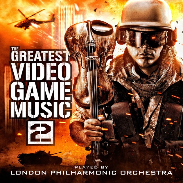The Greatest Video Game Music (Bonus Track Edition) by London Philharmonic  Orchestra & Andrew Skeet