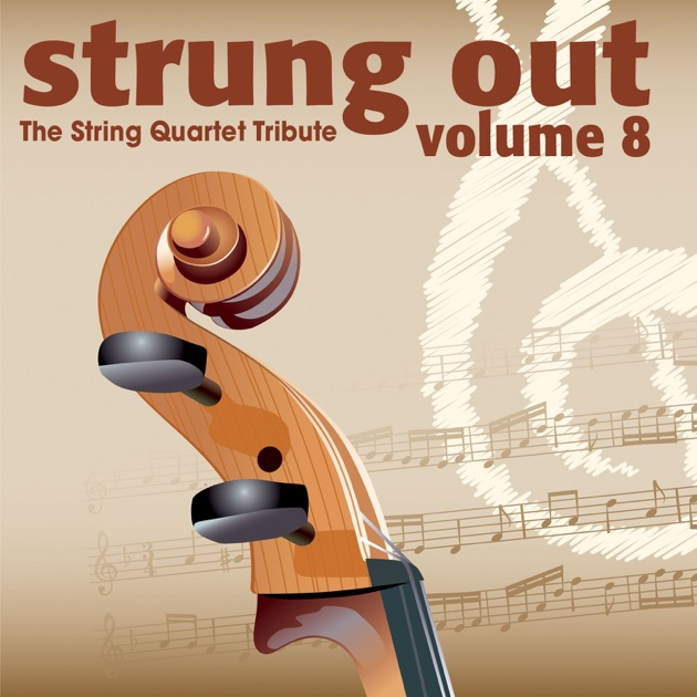 Vitamin String Quartet Performs Coldplay Vitamin String Quartet: Vitamin String Quartet Presents Strung Out, Vol. 8 By
