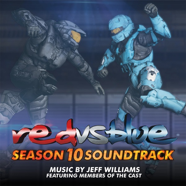 Red vs. Blue Season 10 Soundtrack