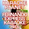 Fernando Express Karaoke Hits (Karaoke Planet) - EP ジャケット写真