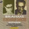 ブラームス:ハンガリー舞曲集/ワルター・クリーン&アルフレッド・ブレンデル(ピアノ) ジャケット写真