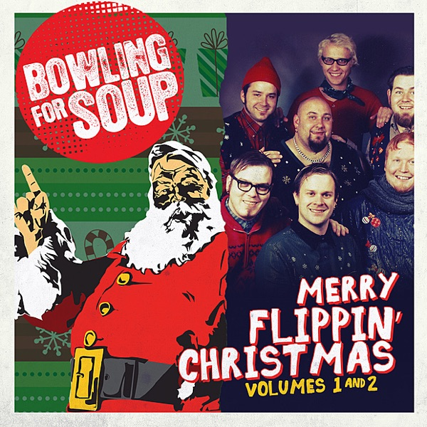 Bowling for Soup mit Merry Christmas (I Don't Wanna Fight Tonight)