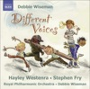 Wiseman: Different Voices, Hayley Westenra, Stephen Fry & Royal Philharmonic Orchestra