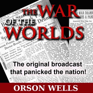 War of the Worlds – 1938 Original CBS Radio Broadcast of H.G.Wells – EP – Orson Welles
