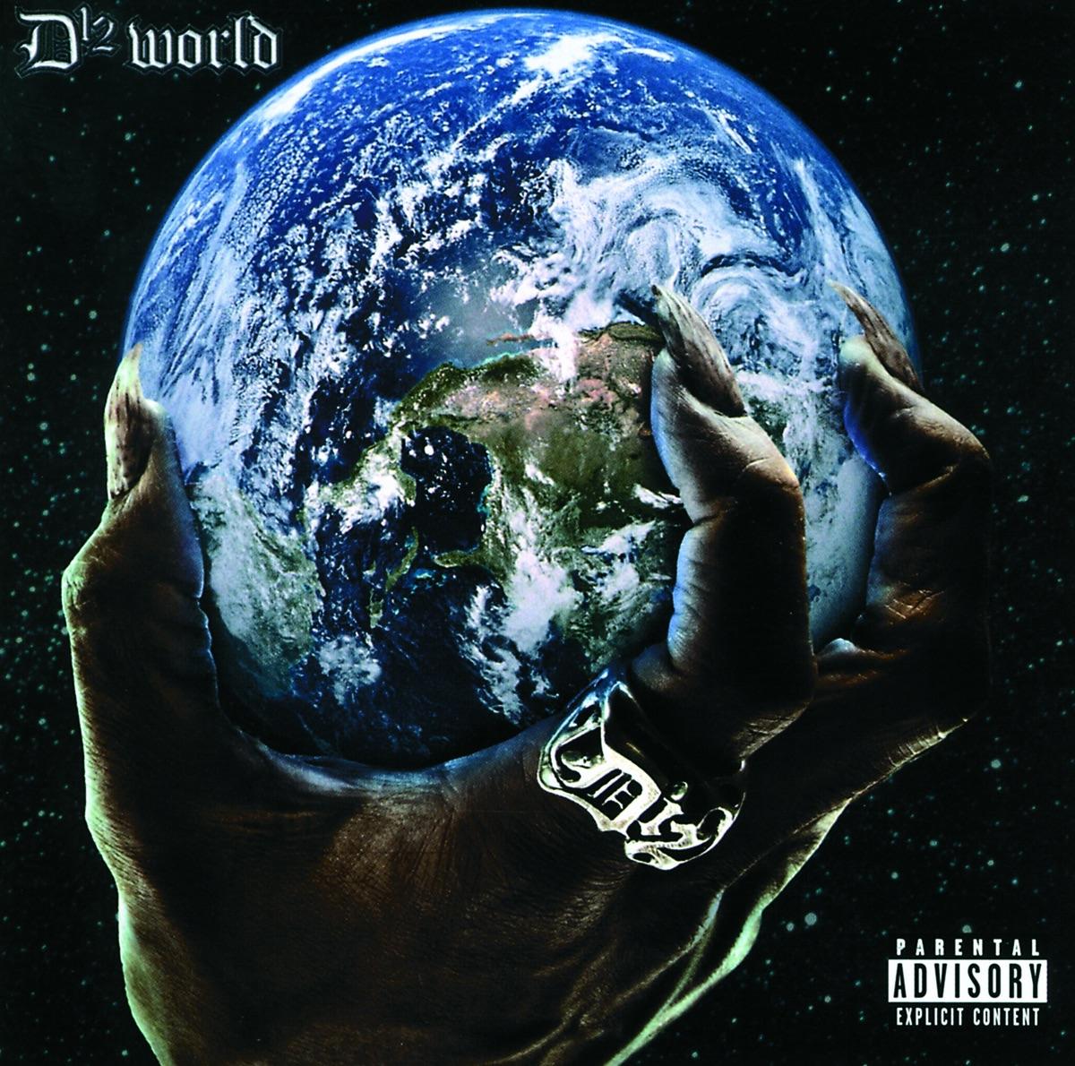 D12 World D12 CD cover