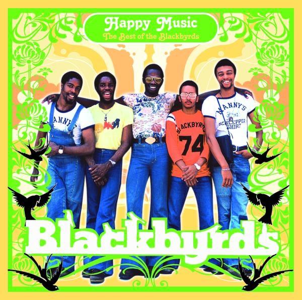 The Blackbyrds - Mysterious Vibes