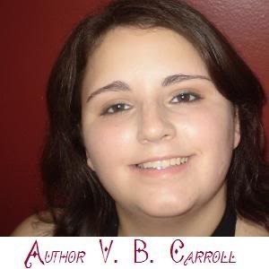 Podcast for Author V.B. Carroll