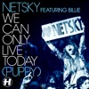 We Can Only Live Today (Puppy) [Remixes] [feat. Billie] - EP, Netsky