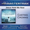 Jesus Hold Me Now Performance Track EP