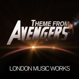 Avengers Assemble - EP by The Daniel Caine Orchestra, London Music Works &  The City of Prague Philharmonic Orchestra