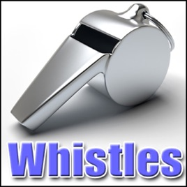 Sound Effects: Whistles by Sound Effects Library