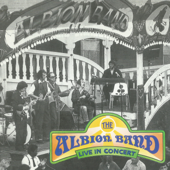 Live In Concert - The Albion Band Cover Art
