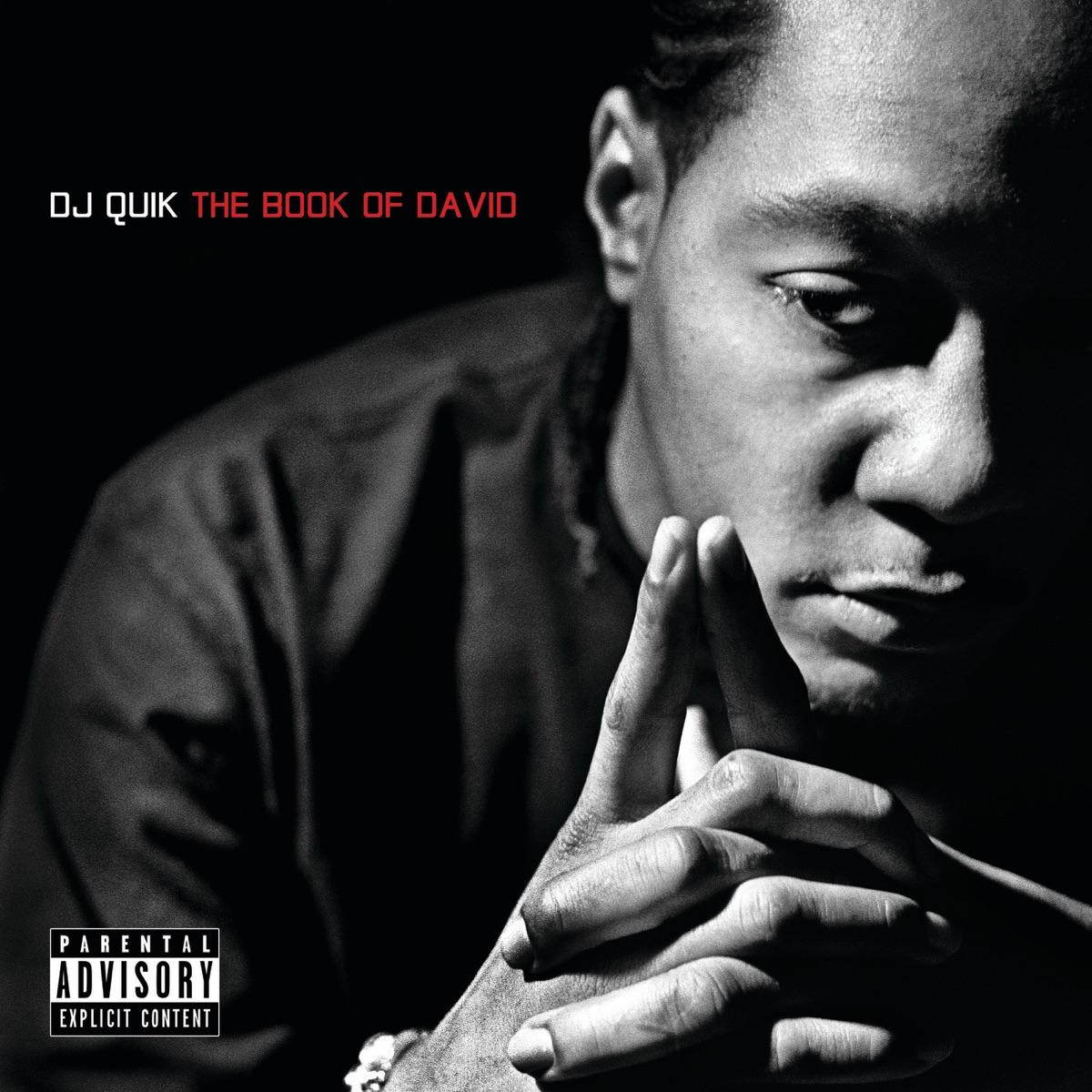 The Book of David DJ Quik CD cover