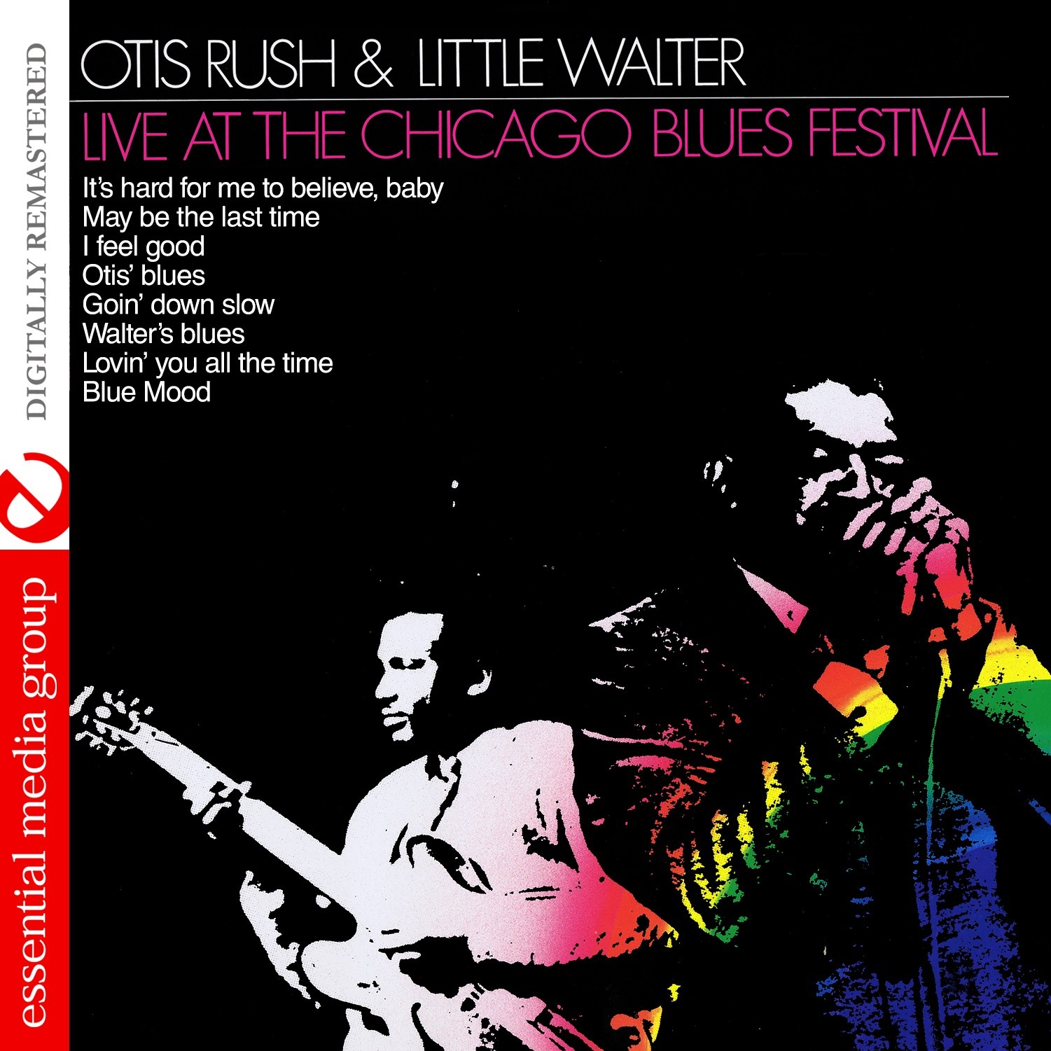 Live at the Chicago Blues Festival (Remastered)