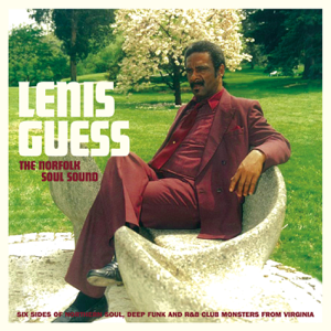 Lenis Guess - Why, Why, Why'd She Leave Me