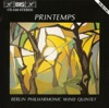 Francaix: Wind Quintet No. 1 - Milaud: La Cheminee Du Roi Rene - ジャケット写真
