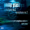Glass Symphonies Nos 2 and 3