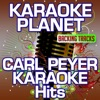 Carl Peyer Karaoke Hits (Karaoke Planet) - EP ジャケット写真