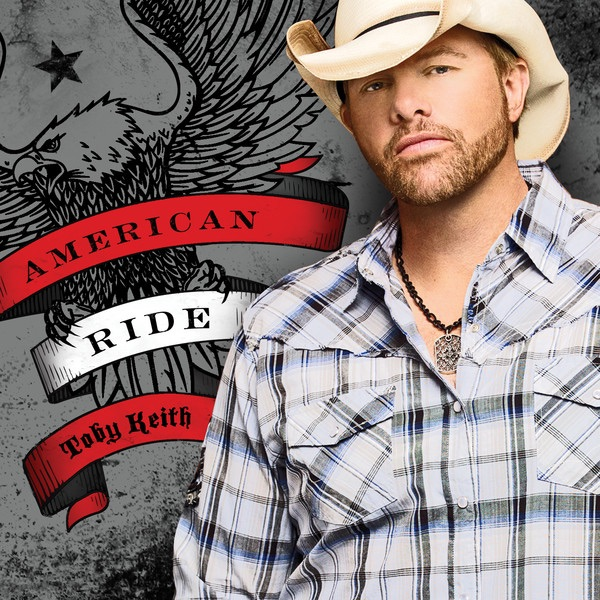 american ride album cover by toby keith