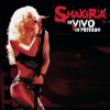 Shakira - Live & Off the Record ジャケット写真