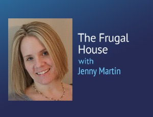 The Frugal House – Jenny Martin