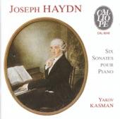 Piano Sonata No.54 in G, Hob.XVI:40 - Yakov Kasman, piano - Joseph Haydn