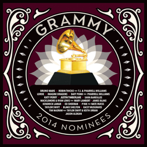 Various Artists - 2014 GRAMMY® Nominees