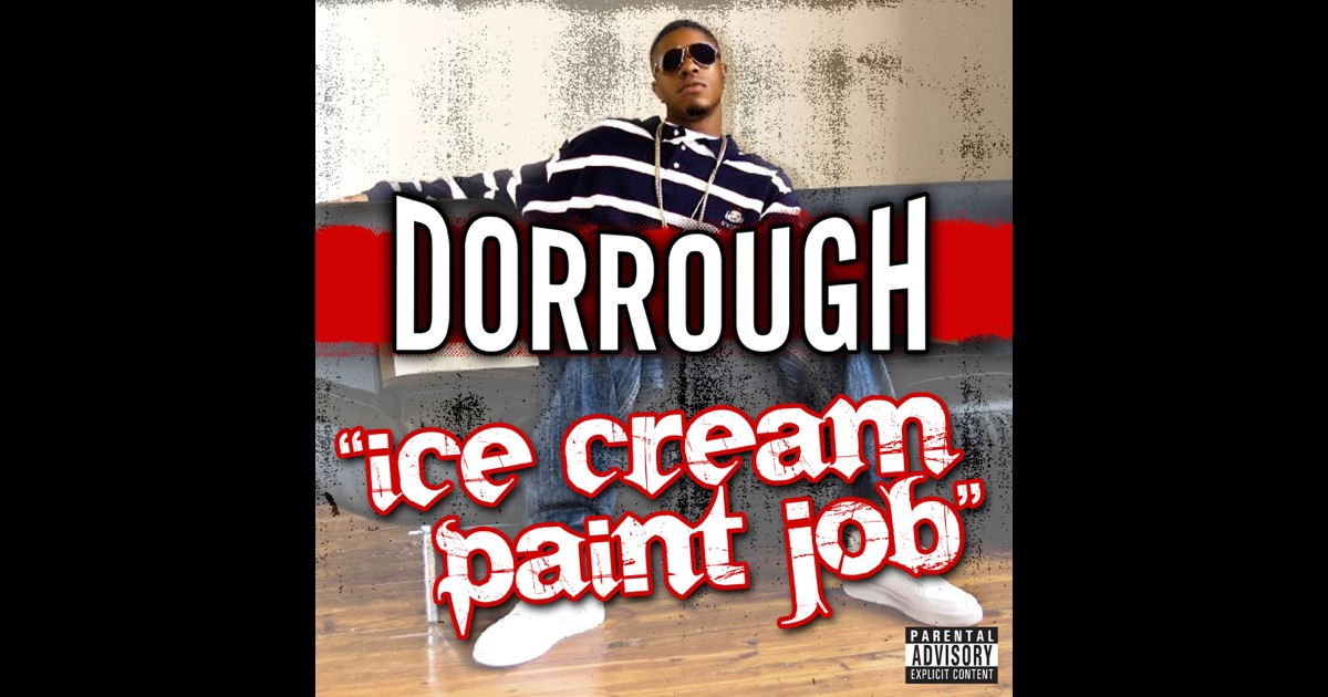 Dorrough Ice Cream Paint Job