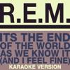 It's the End of the World As We Know It (And I Feel Fine) [Karaoke Version] - Single ジャケット写真
