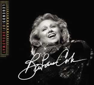 The Legends of Broadway – Barbara Cook – Barbara Cook