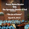 The Joy of Easter (Sunday, April 8, 2012) (feat. Tye Tribbett)