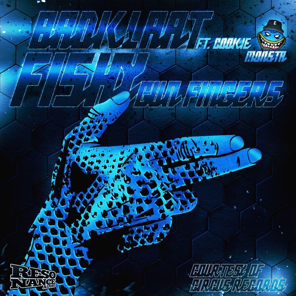 Fishy Gun Fingers (feat. Cookie Monsta) - Single