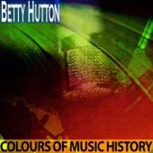 Betty Hutton - Orange Colored Sky