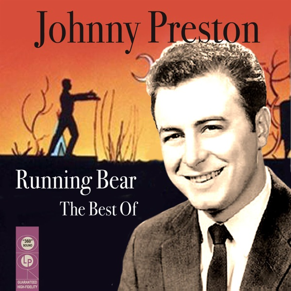 Cover art for Running Bear