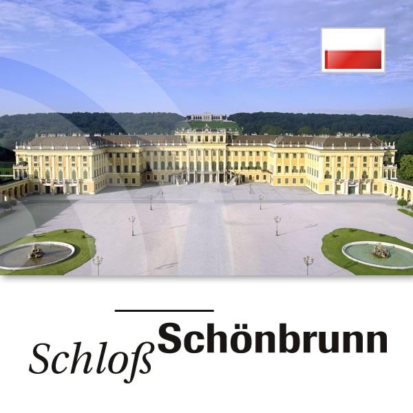 Schloß Schönbrunn - Komnaty reprezentacyjne na I piętrze
