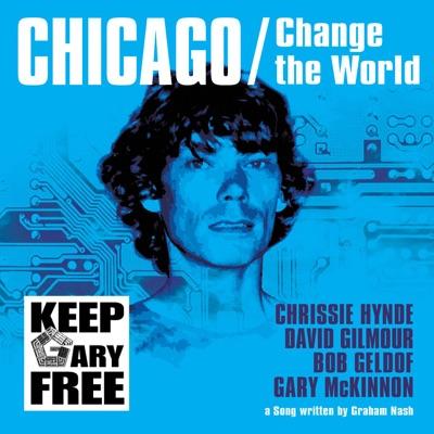 Chicago / Change the World - Single - Chrissie Hynde