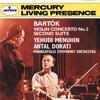 Bartók: Violin Concerto No. 2 & Suite No. 2 ジャケット写真