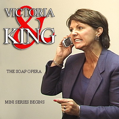 Victoria & King - The Sexy Soap Opera set in small town Canada (Video Podcast)