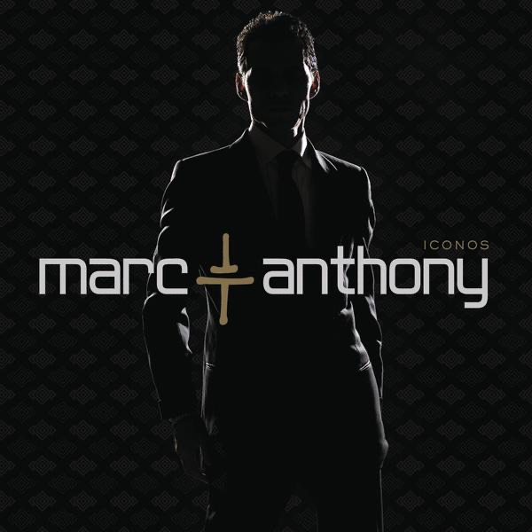 Iconos Marc Anthony CD cover