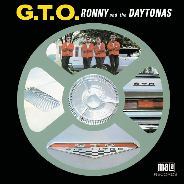 Cover art for G.t.o.