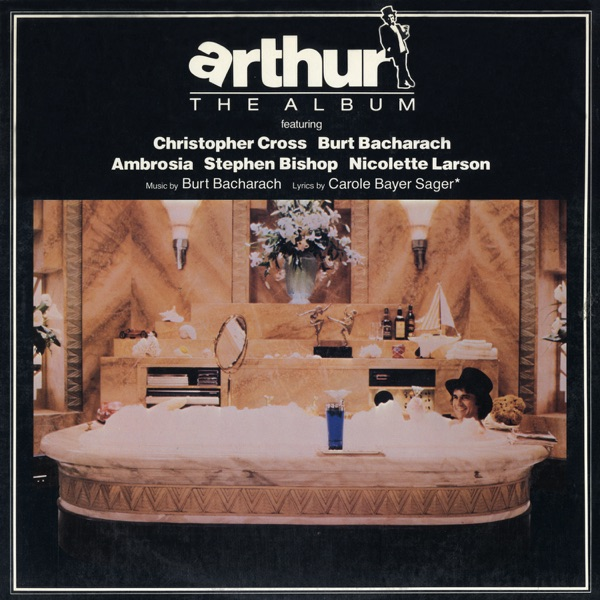 Cover art for Arthur's Theme