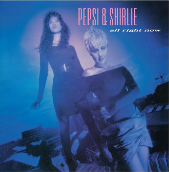 Pepsi And Shirlie - Heartache
