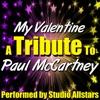 My Valentine (A Tribute to Paul Mccartney) - Single, Studio All-Stars