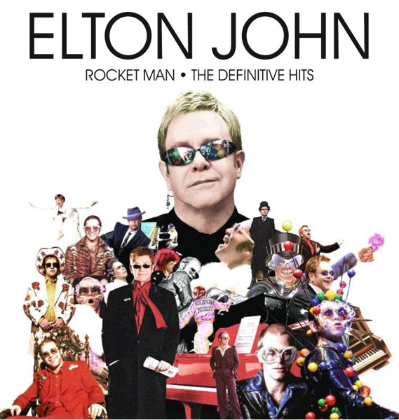 Cover art for Rocket Man